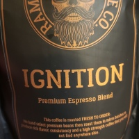 Rampage Coffee's New Espresso 'Ignition'- Home