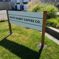 White Rabbit Coffee Co.- Nanaimo