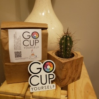 Go Cup Yourself- Home